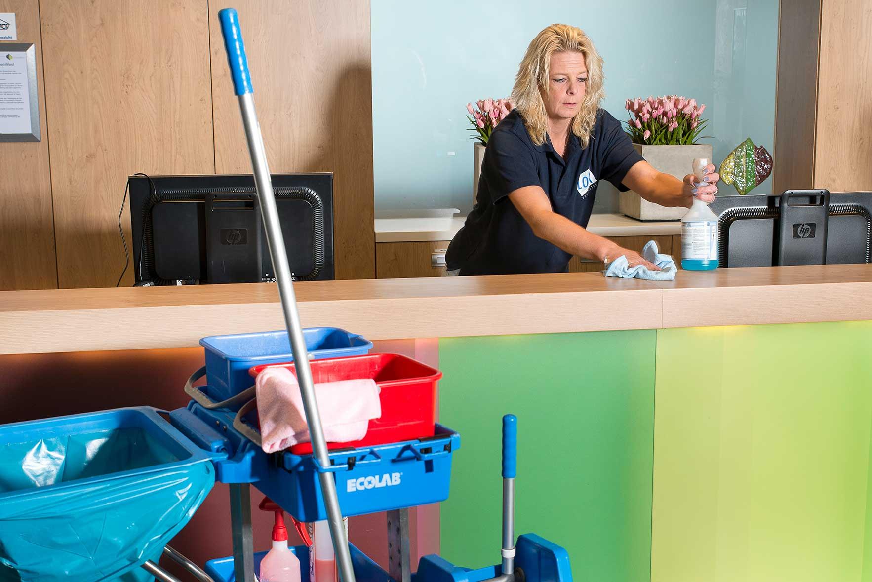 Diensten---schoonmaak
